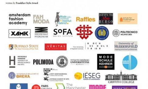 "Simone La Bella final at ""Frankfurt Style Award"""