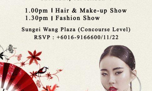 Oriental Fusion Fashion Show