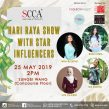 Hari Raya Show with Snips' Star Influencers